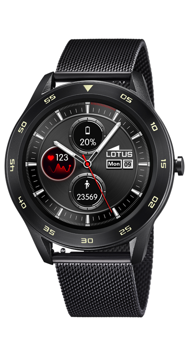 SmarTime - Lotus Smartwatch