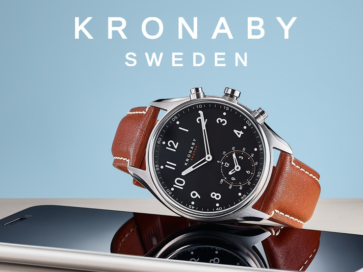 KRONABY Sweden - Smart Watch - Híbridos